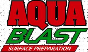 Aquablast logo